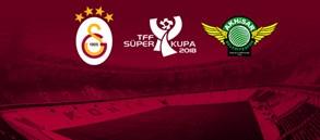 Galatasaray - Akhisarspor Maçı Biletleri Satışta