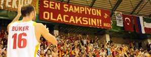 Gruplardayız: Spartak SPB 78 - Galatasaray CC 70