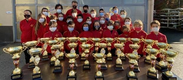 Yelkencilerimizden İstanbul İl Birinciliği ve Atatürk Kupası Yelken Yarışları'nda 23 Kupa