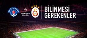 OPTA Facts | Kasımpaşa – Galatasaray