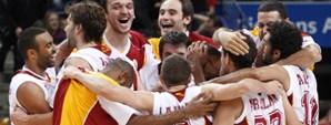 Lietuvos Rytas 63- Galatasaray 71