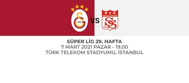 Maça Doğru | Galatasaray - DG Sivasspor