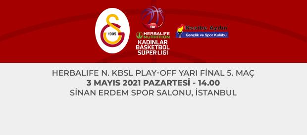 Maça Doğru | Galatasaray - Nesibe Aydın