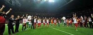 Sivasspor Maçından Fotoğraflar