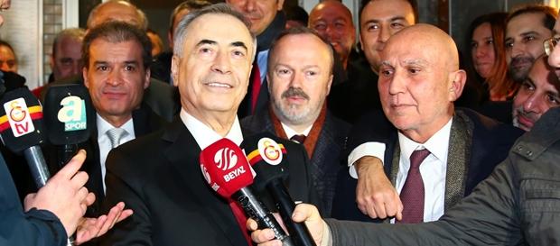 """Başkanımız Mustafa Cengiz: """"Marjinal değeri yüksek bir galibiyet aldık"""""""