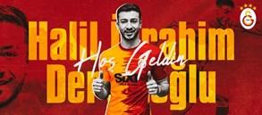 Hoş geldin Halil İbrahim Dervişoğlu
