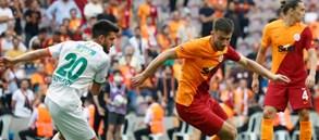 Galatasaray 0-1 Aytemiz Alanyaspor