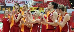 Sarayın Sultanları Türkiye Kupası'nda Finalde