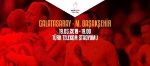 Maça doğru | Galatasaray – Medipol Başakşehir