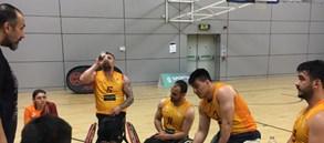 Galatasaray 86 - 49 TSK Rehabilitasyon Merkezi Engelliler SK