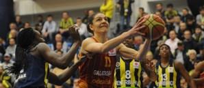 Fenerbahçe 58 - 56 Galatasaray Odeabank