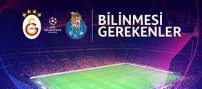 OPTA Facts | Galatasaray - FC Porto