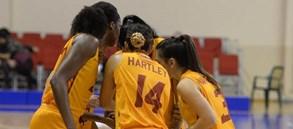 Galatasaray 101 - 83 Büyükşehir Belediye Adana Basketbol