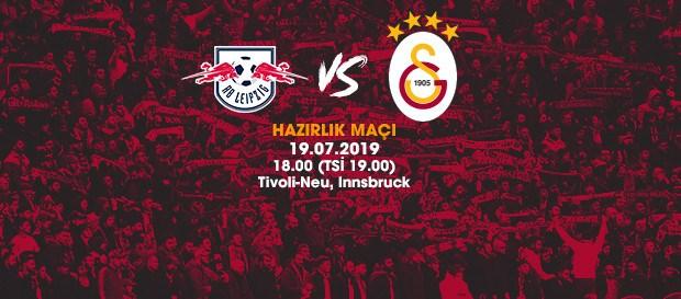 Hazırlık maçı : RasenBallsport Leipzig - Galatasaray