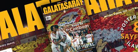 Galatasaray Dergisi 65. Sayı İçeriği