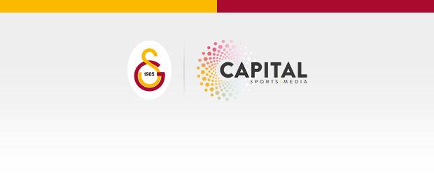 İngiliz yatırım şirketi Capital Sports Media ile iş birliği anlaşması imzalandı!