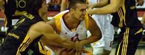 Galatasaray Cafe Crown 94 - BC Siauliai 63