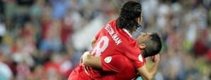 A Milli Futbol Takımı'nda Altı Galatasaraylı