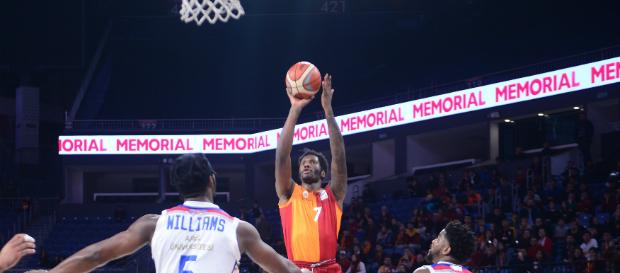 Galatasaray 93 – 85 Arel Üniversitesi Büyükçekmece Basketbol