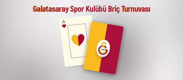 Galatasaray Spor Kulübü Briç Turnuvası başlıyor