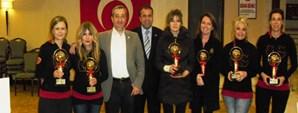 Galatasaray Kadın Briç Takımı Türkiye Şampiyonu