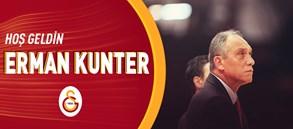 Hoş geldin Erman Kunter