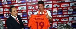 Kewell İmzaladı