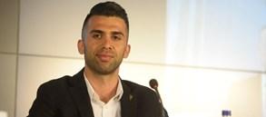"""Emre Taşdemir: """"Yeni sözleşme imzaladığım için çok mutluyum"""""""