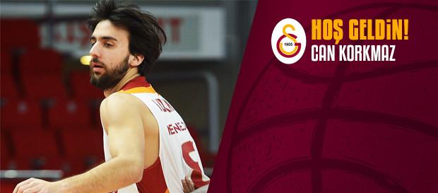 Can Korkmaz Yeniden Galatasaray'da