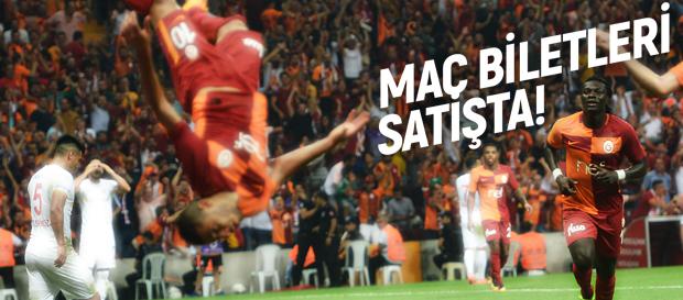 Sivasspor maçı biletleri satışta