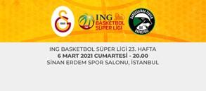 Maça Doğru | Galatasaray - Darüşşafaka Tekfen