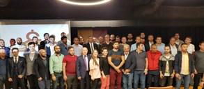Galatasaray Spor Okulları Temsilcileri Türk Telekom Stadyumu'nda buluştu