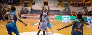 Play-Off | Maça Doğru: Galatasaray - Homend Antakya Belediye