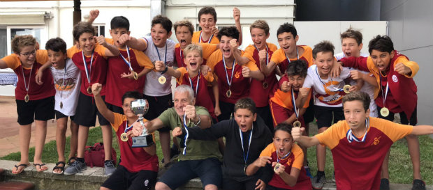 U11 Erkek Sutopu Takımımız Şampiyon