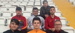 Seyfi Alanya Atmalar Şampiyonası'nda şampiyon Galatasaray