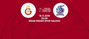 Maça doğru   Galatasaray - Afyon Belediyespor