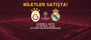 Real Madrid maçı biletleri satışta