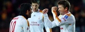 Galatasaray 2 - Sivasspor 0