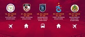 Süper Lig kaldığı yerden devam ediyor