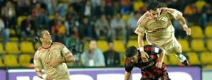 Gaziantepspor 1-1 Galatasaray