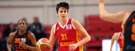 CCC Polkowice 58 - Galatasaray 51