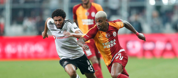 Beşiktaş 1 - 0 Galatasaray
