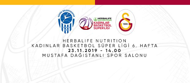 Maça Doğru | Samsun Canik Belediye - Galatasaray