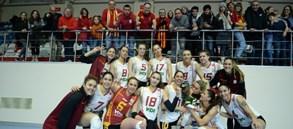 Galatasaray HDI Sigorta 3-0 Nilüfer Belediye