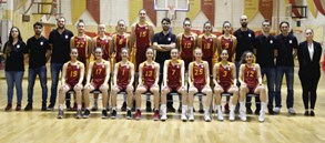 U18 Kız Takımımız İstanbul Ligi'nde Şampiyon!