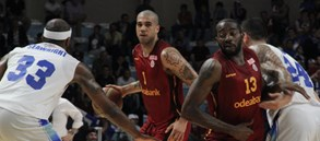 Demir İnşaat Büyükçekmece 94–89 Galatasaray Odeabank