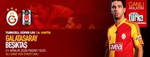 Maça Doğru: Galatasaray - Beşiktaş