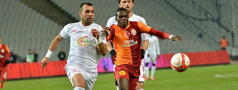 Galatasaray 4 – 0 Balıkesirspor