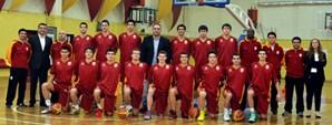 Genç Erkek   Final Gençlik 63 - Galatasaray 80