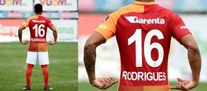 Garry Rodrigues 16 numara giyecek